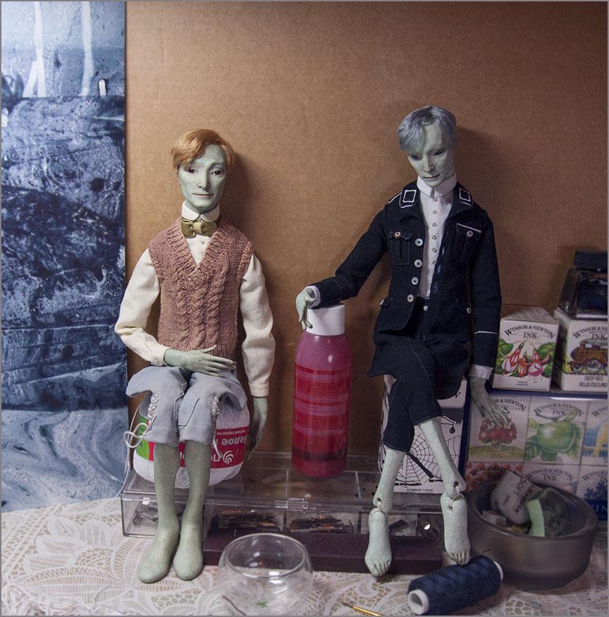 Ernst and Heinrich. by Vertebra-p