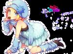 Render Cute de Rin-chan