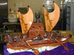 Hawaiian Voyaging Canoe
