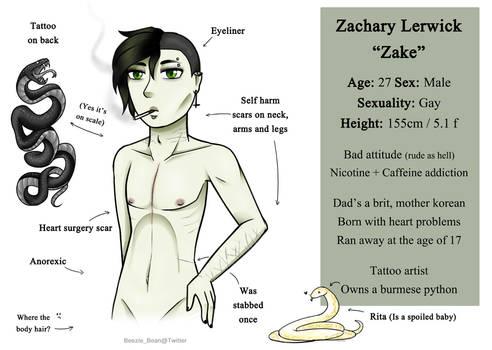 Zachary Lerwick - Ref