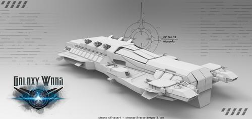Zaiten Fleet - VI by xDakruonx