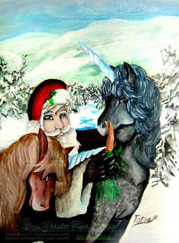 Santa's Secret Friends