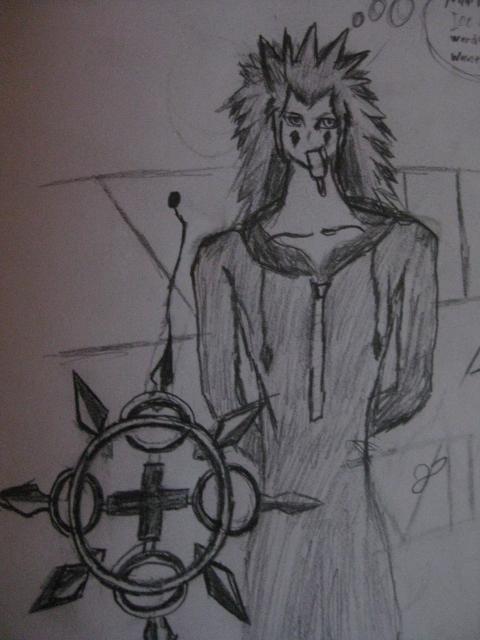 Axel-Rough sketch