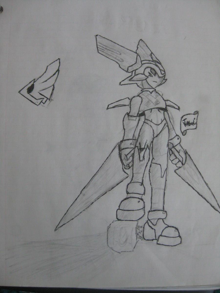 Harpuia Sketch