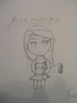 Chibi Anemone ROUGH