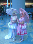 Anime Expo 2011 - Girls