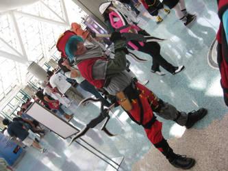 Anime Expo 2011- Azure Kite