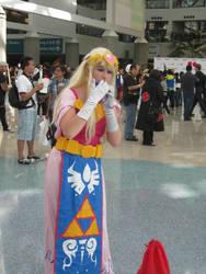 Anime Expo 2011- Zelda Ocarina