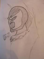 Spawn Sketch UNFINSIHED