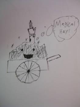 Magical Hay :B
