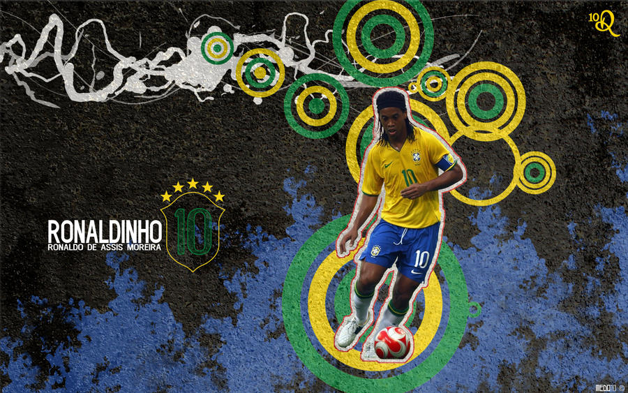 Ronaldinho 2014 Wallpaper