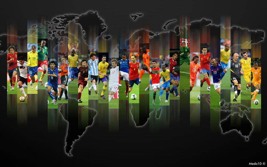 World Soccer Legends by Razer10 on DeviantArt