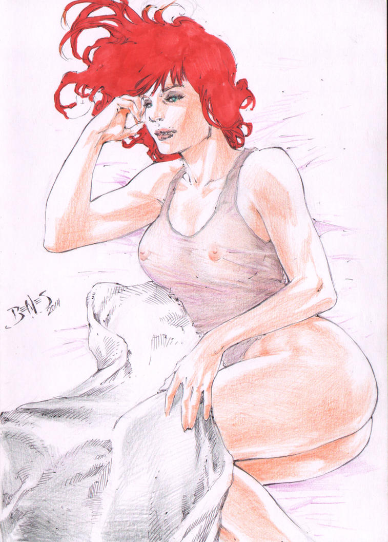 Mary Jane by Ed-Benes