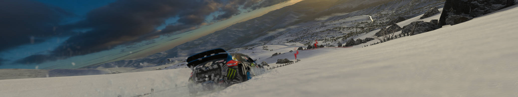 Forza Horizon 3 (5760x1080) Wallpaper