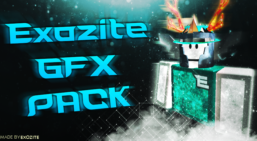 Selling a GFX PACK by ExoziteDesigns on DeviantArt