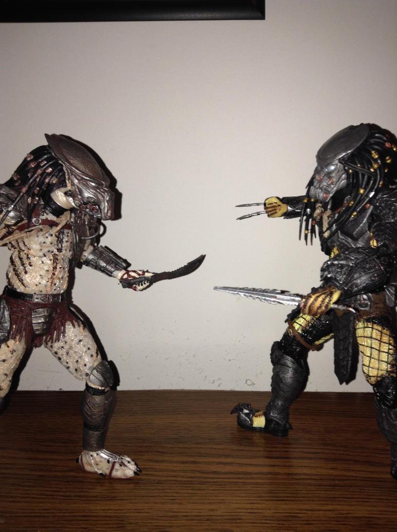 Ghost predator vs Celtic predator by Nevert013 ... & Ghost predator vs Celtic predator by Nevert013 on DeviantArt