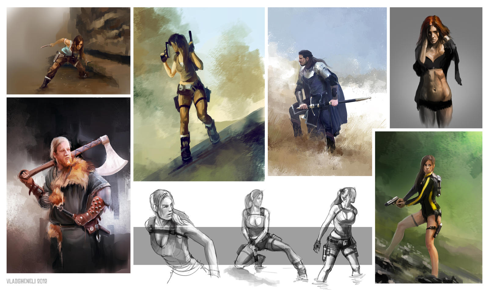 studies by vladgheneli