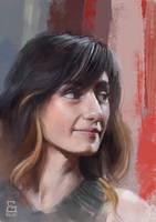 portrait study 03 by vladgheneli
