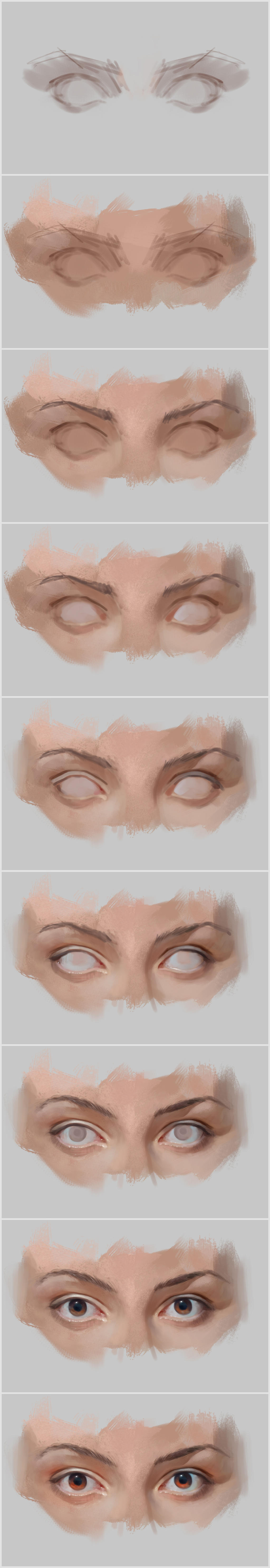 Eyes by vladgheneli