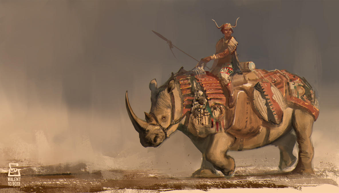 Image result for rhino riding