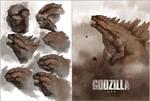 Godzilla Fanart