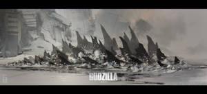 Icebreaker Godzilla