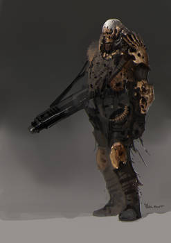 Bone Soldier Concept