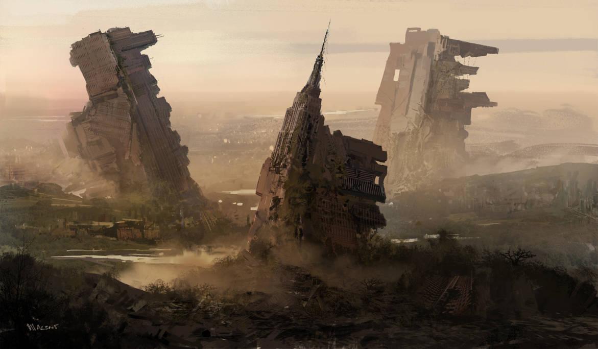 future New York by vladgheneli