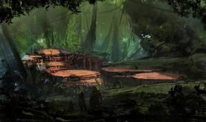 The Fanglands - Village