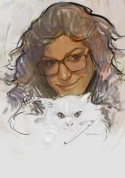 girl portrait feb13th