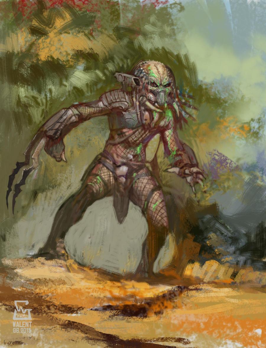 Predator by vladgheneli