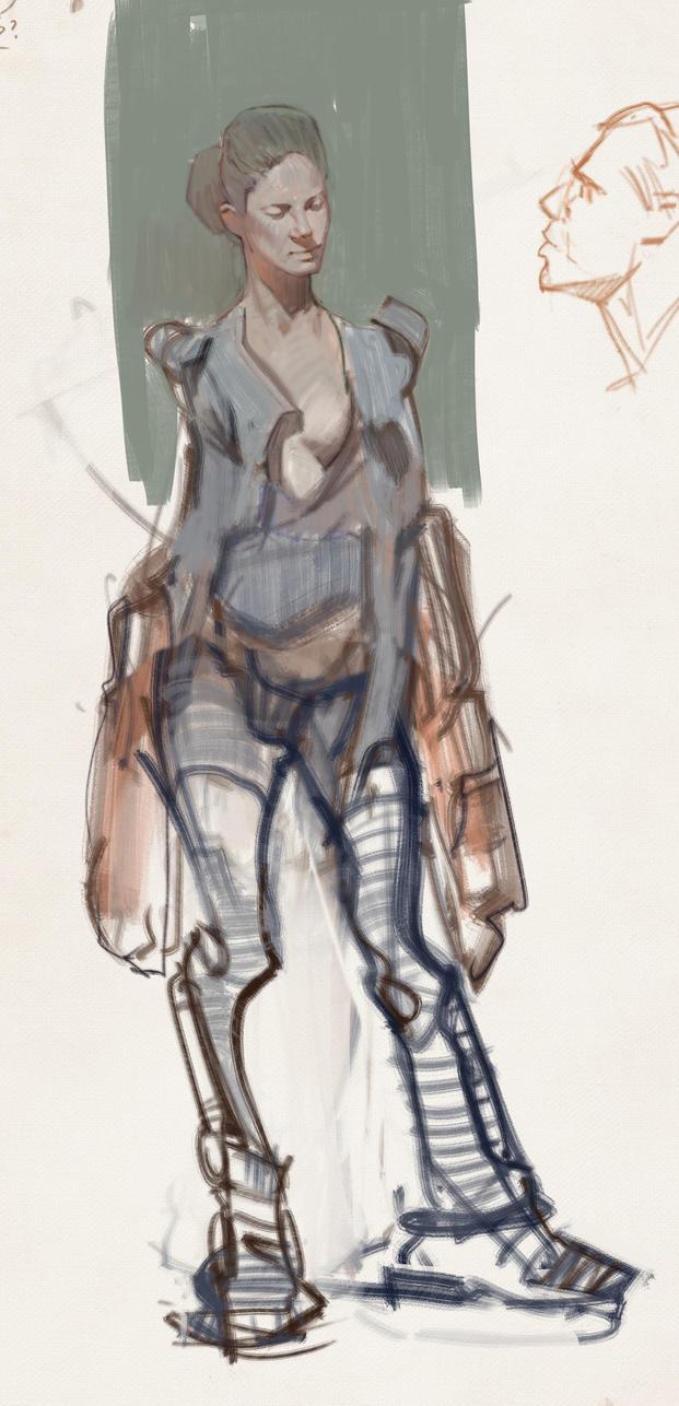 sketch nov26th by vladgheneli