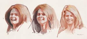 Portrait practice jul9th