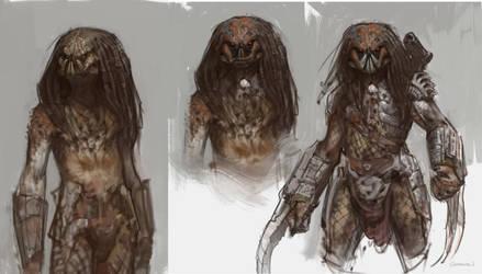 Predator sketches