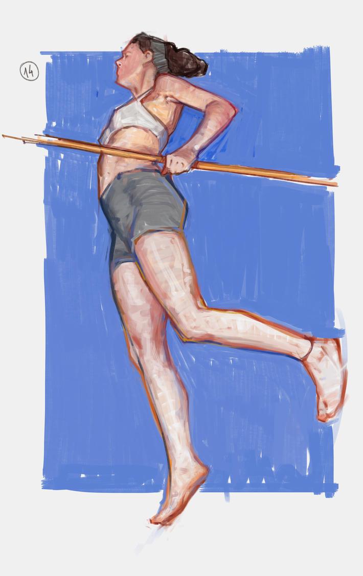 Senshi Draw June14 by vladgheneli