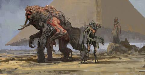 Ultimum creatures