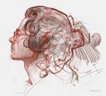 Portrait sketch nov03