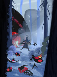 Samurai Jack by MysteryMint