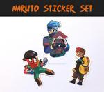 Naruto Sticker Set