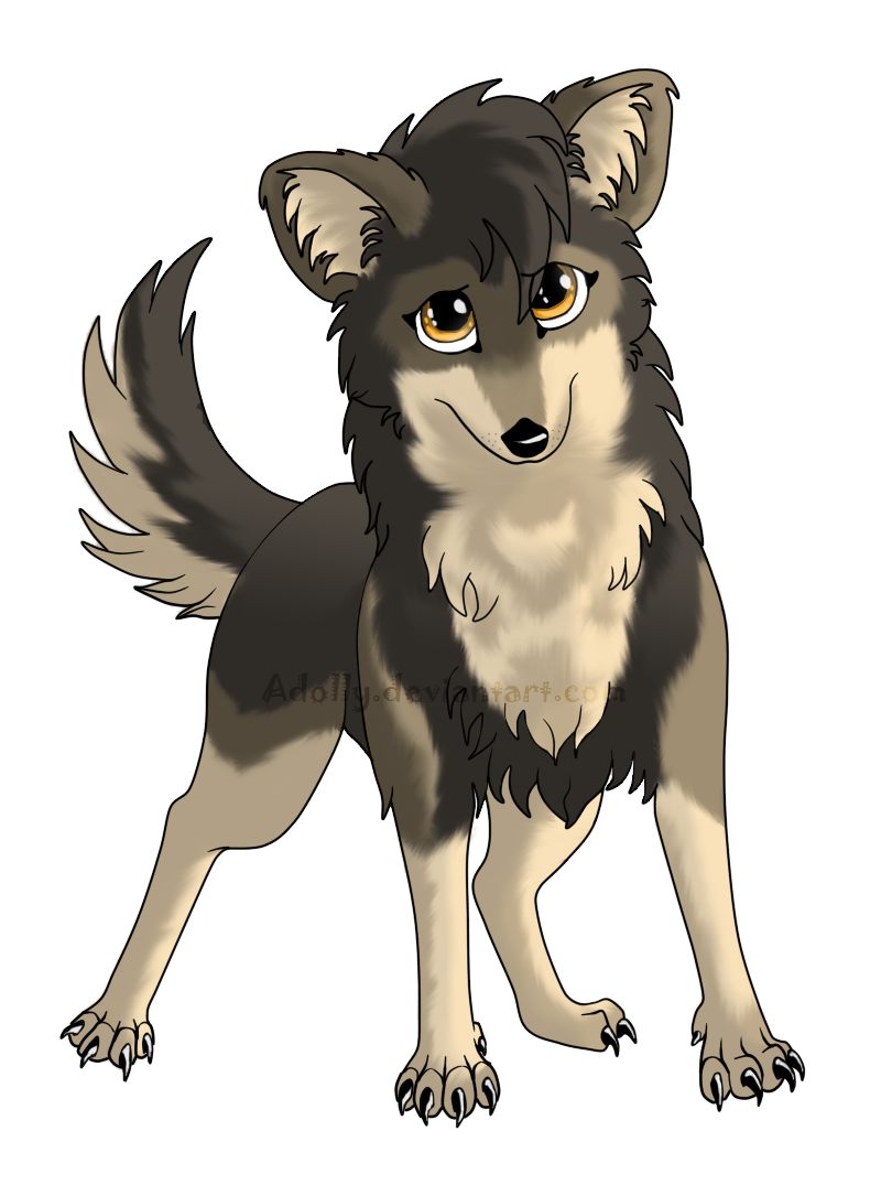 :mexican Wolf: By Pulsinglights