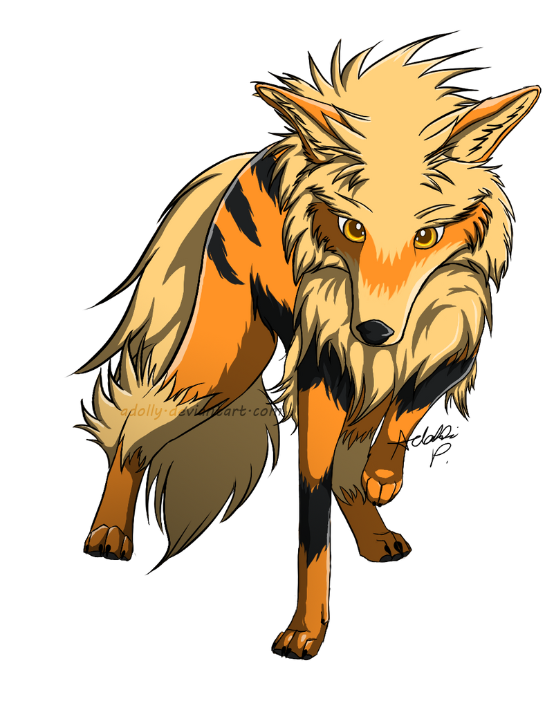 Arcanine by pulsinglights on deviantart - Arcanine pics ...
