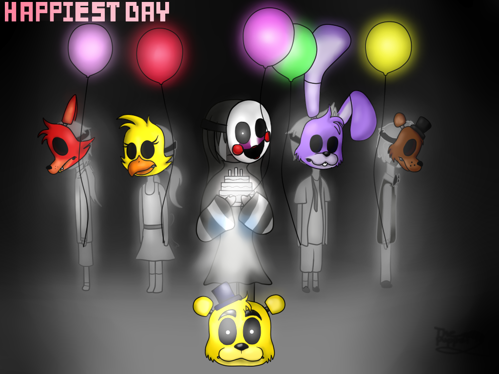 Happiest Day by ThePuppet46 on DeviantArt