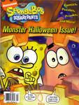 Halloween SpongeBob as Printed