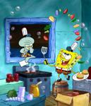 SpongeBob Flippin Patties