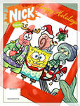 SpongeBob Final Holiday Cover