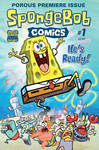 SpongeBob Comics Issue 1 Cover