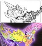 SpongeBob GuitarWiz Storyboard