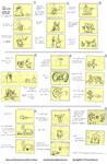 SpongeBob Surprise Party Storyboards