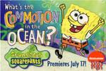 SpongeBob Promo Postcard 1999