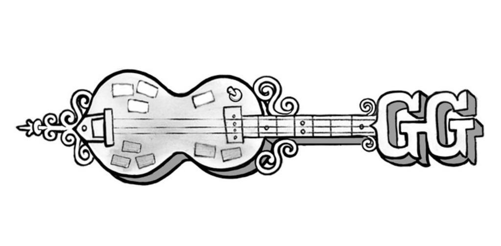 Goofy Goober guitar by shermcohen